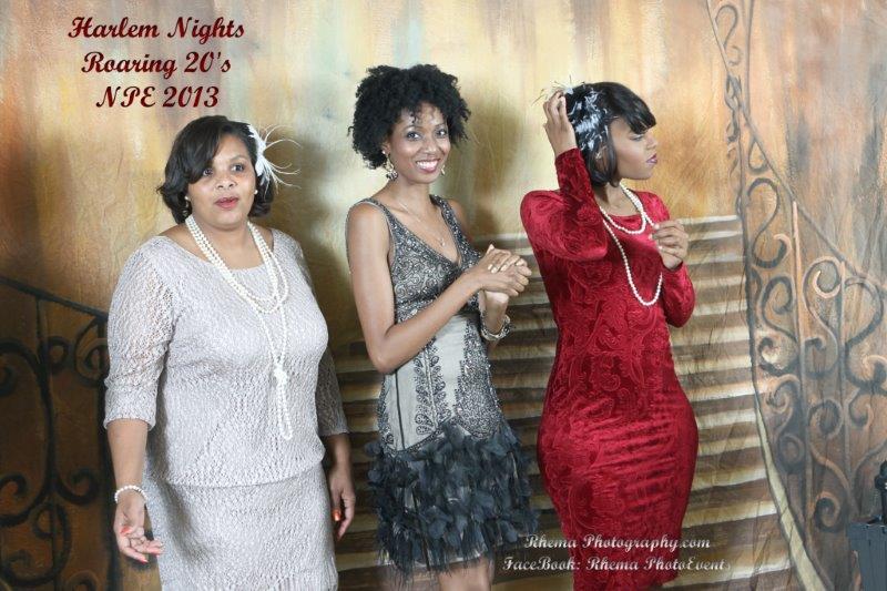 Harlem Nights Roaring 20s Holiday Affair